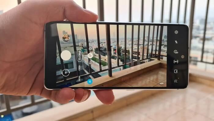 گوشی موبایل سامسونگ گلکسی S20 FE 5G